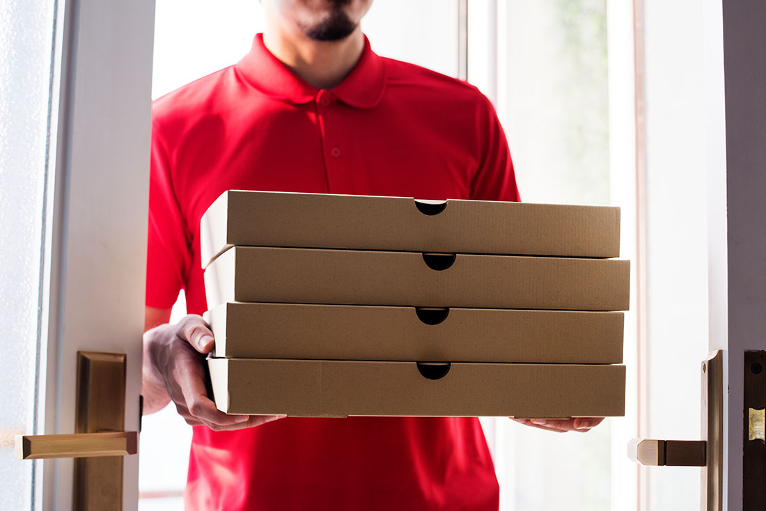 Pizza Delivery - Just One Job Title